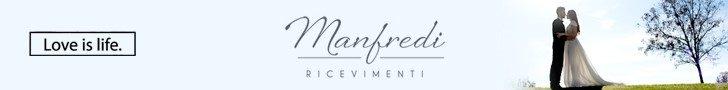 Manfredi ricevimenti - (super banner 728x90)