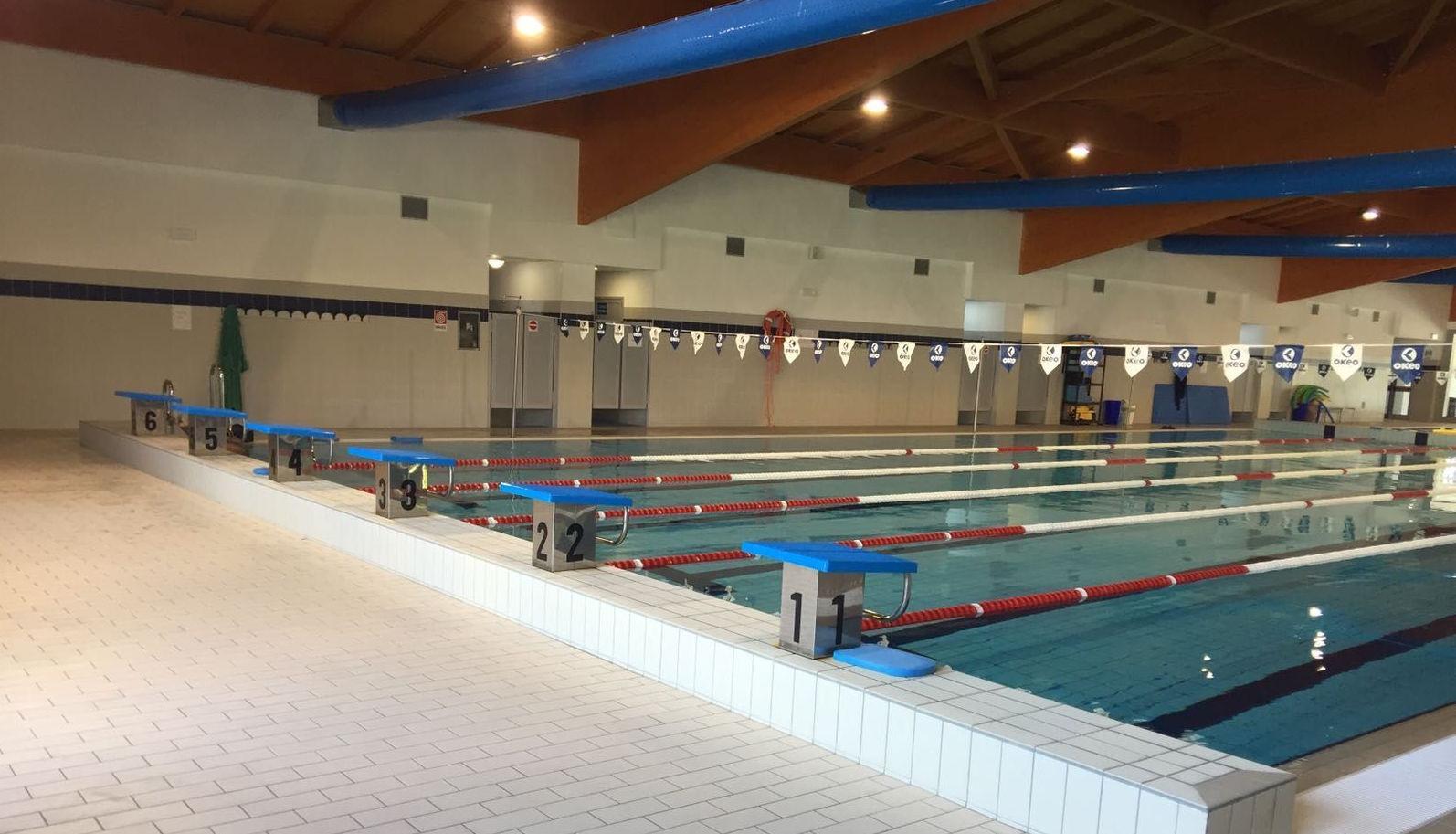 Uso gratuito della piscina comunale modalit di - Piscina comunale livorno corsi acquagym ...
