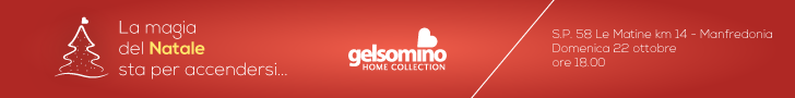 Gelsomino Home Collection - 728x90