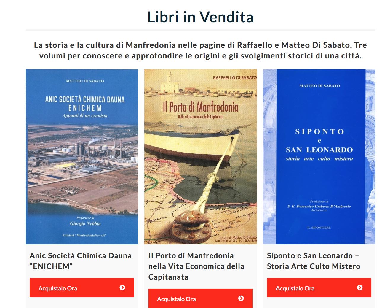 In vendita sul portale i libri for Libri vendita