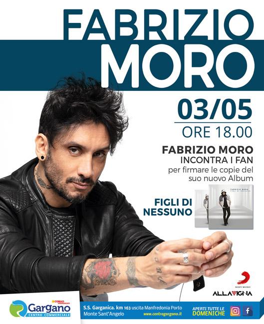 Fabrizio Moro incontra i FAN