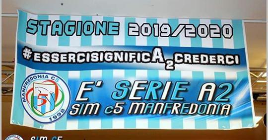 Calendario Serie B 2020 13.Il Calendario Delle Gare Della Sim C5 Manfredonia