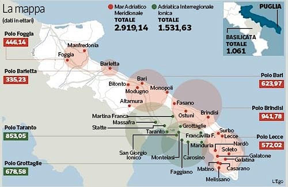 Porti E Aree Industriali Nuove Opportunita Di Sviluppo E Di Attrazione D Investimenti Le Zone Economiche Speciali Zes In Puglia Cosa Sono E Lo Stato Dell Arte