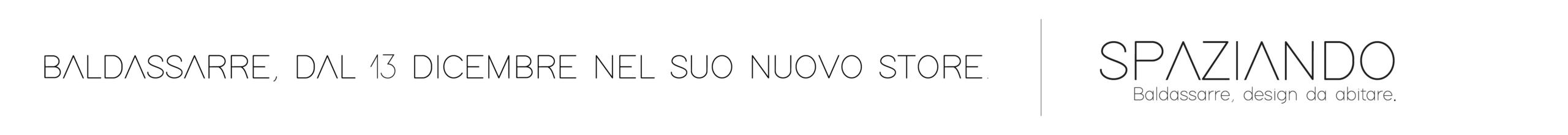 Baldassarre Nuovo Store (1280x110 - Top Banner)