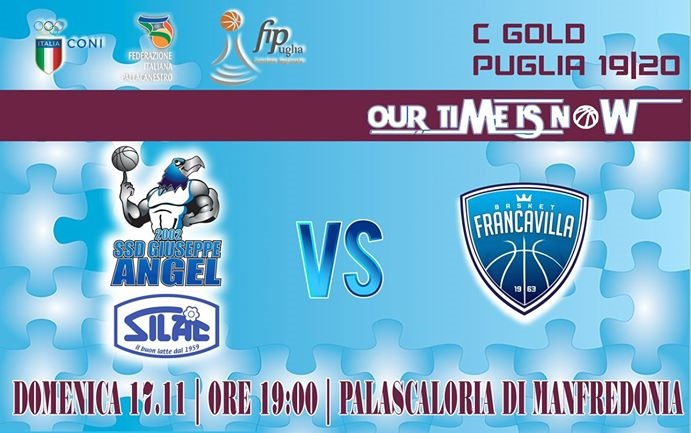 Basket Angel Manfredonia, fame di vittoria al PalaScaloria - Manfredonia News