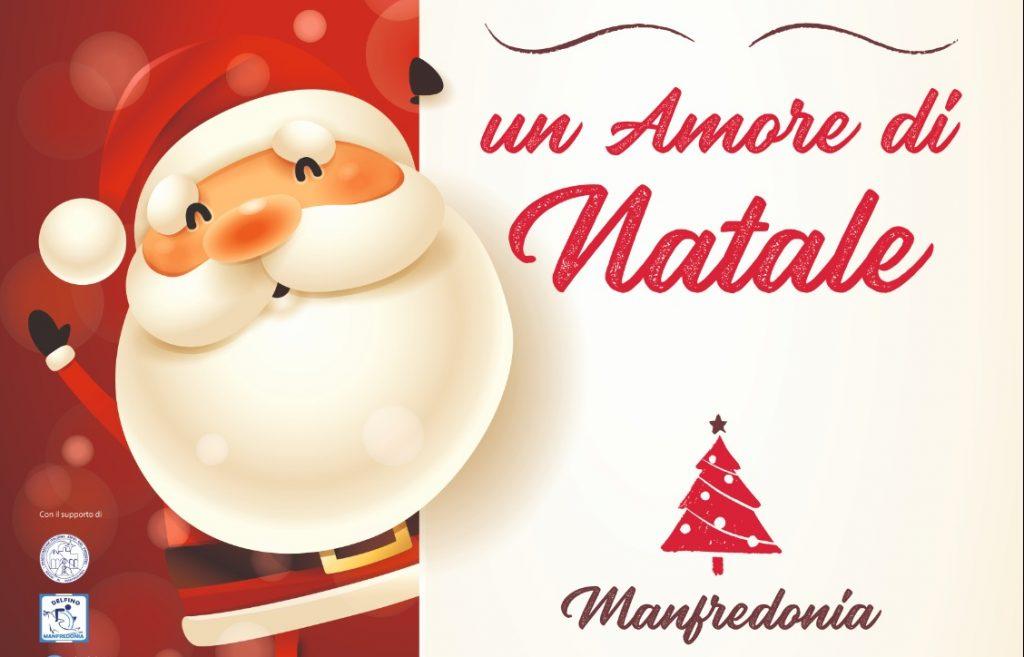 Il 23 novembre parte… Un Amore di Natale a Manfredonia - Manfredonia News