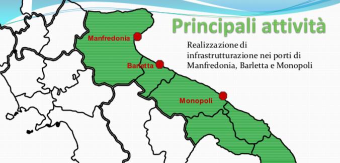 Piano di sviluppo croceristico, il Porto di Manfredonia rappresenta il Gargano - Manfredonia News