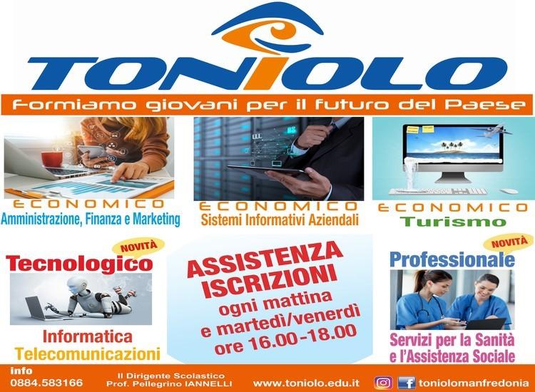 Toniolo PopUp