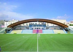 Stadio Miramare di Manfredonia