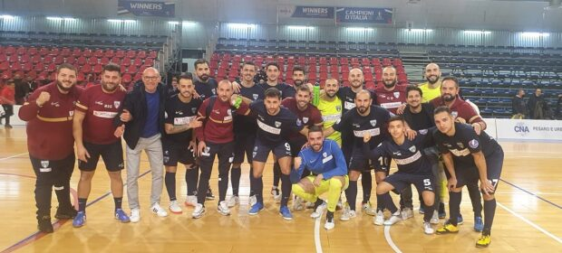 ItalService Pesaro vs Vitulano DrugStore Manfredonia 1-1